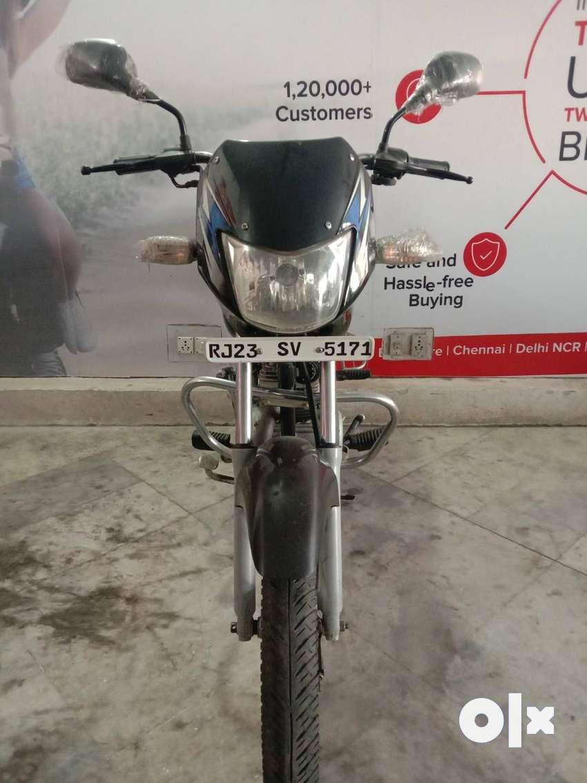 Good Condition Bajaj Ct100 Std with Warranty |  5171 Jaipur 0