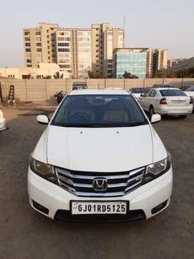 Honda City 2011-2013 1.5 S AT, 2013, Petrol
