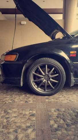 Only Rims for sale no tyres