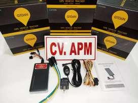 Agen GPS TRACKER gt06n cocok di motor/mobil/truk/bus+server selamanya