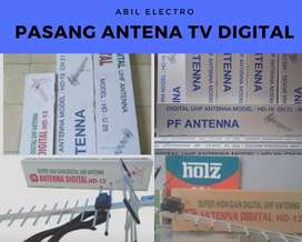 Spesialis Pemasangan Antena Tv Digital