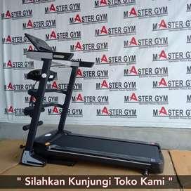 Alat Fitness Treadmill Electrik MG/847 - Kunjungi Toko Kami