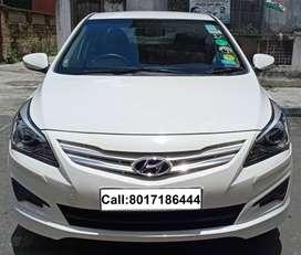 Hyundai Fluidic Verna 1.6 VTVT S, 2016, Petrol