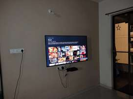 50android 4k Smart tv led new