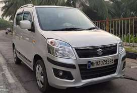 Automatic WagonR VXi, 2015, 16500 Kms., Original Paint,  Fast tag
