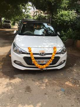 I 20 elite it is a limited addition car