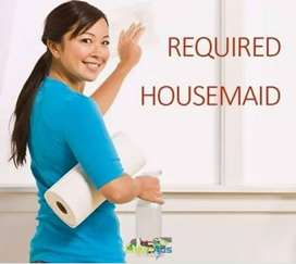 Housemaid required