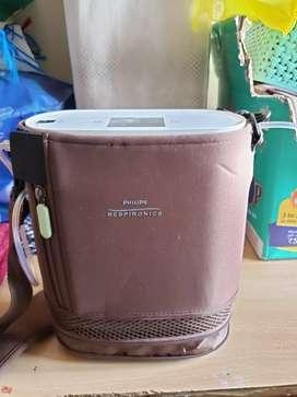 Respironics simply go mini oxygen concentrator