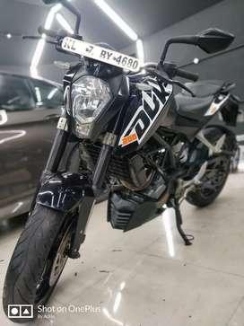 2013 KTM DUKE 200