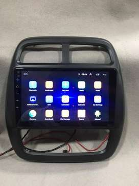 car-world renault kwid orignal android full touch stereo stereo