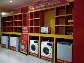 Waralaba Laundry Kiloan Pertama & Terbesar