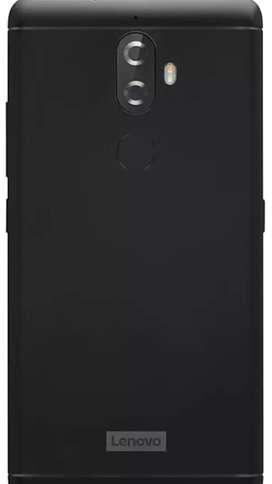 Lenovo k8 plus black 3GB Ram