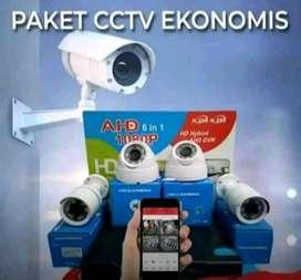 Paket CCTV Harga Terangkau Garansi UP to 3 Tahun