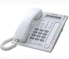 Telepon interkom pabx Panasonic normal garansi