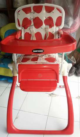 Highchair Babydoes