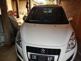 Suzuki Splash 2013 Putih Manual