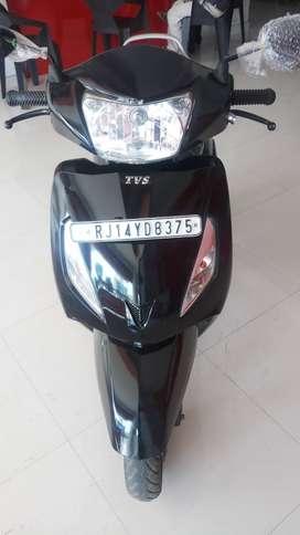 Good Condition TVS Jupiter Std with Warranty |  8375 Jaipur