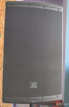 gbl eon615 power speaker audio out