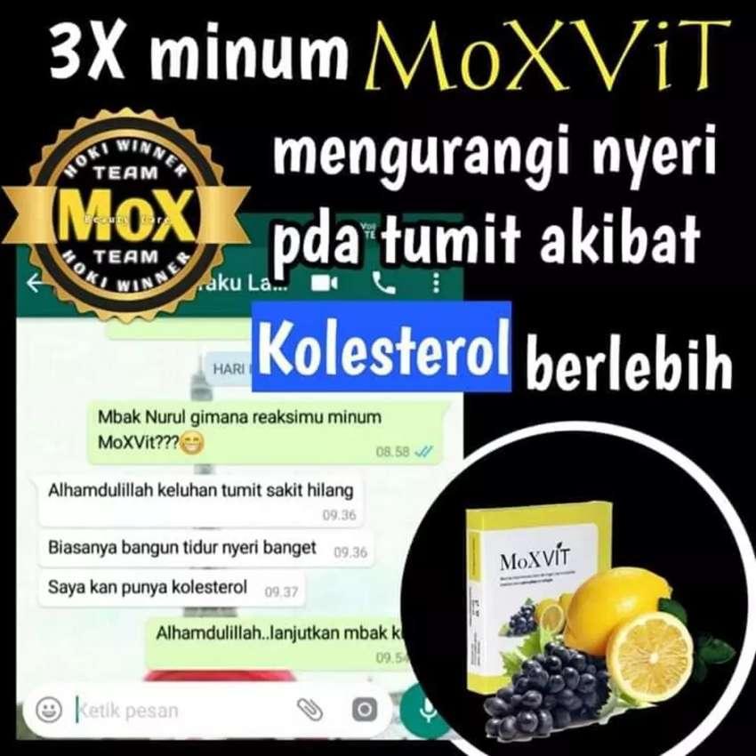 Minuman colagen pelangsing Moxvit 0
