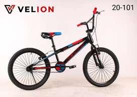Sepeda BmX 20 velion