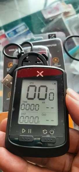 Speedometer sepeda XOSS G+