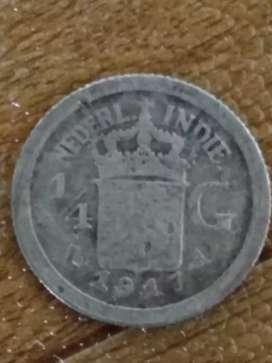Uang Koin Kuno Belanda