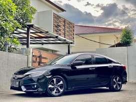Civic Turbo Sedan 2016