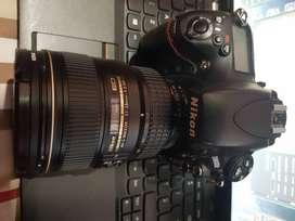 Kamera Nikon D800e