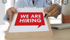 Staff Needed in Lahore