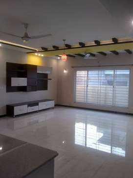 1 Kanal 3 Bedroom Brand New Lavish Upper Portion is Available For Rent