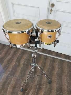 """Jual bongo 7"""" & 8"""" meinl, perkusi"""
