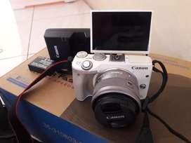 Kamera Mirroles Canon eos M3