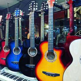 Acoustica guitar shop and music lessons