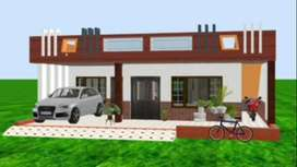 Plot and cottage selling