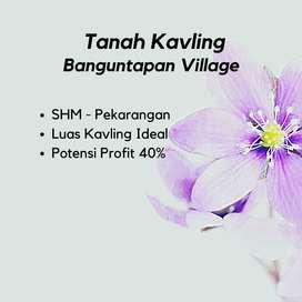 PROMO POTONGAN HARGA 25% Banguntapan Village Dekat RS Rajawali Citra