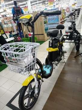 Cicilan Sepeda Listrik Selis Butterfly Grand, Bisa Tanpa DP