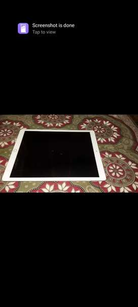 Ipad pro 12.9 inch with apple pencil and negotiable price