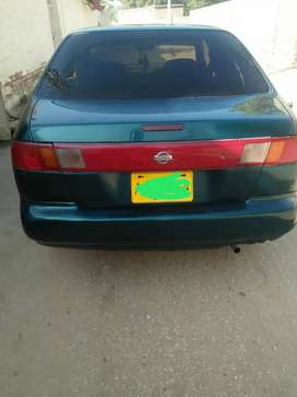 1997 model Nissan Sunny Manual 16 val eng AC chill