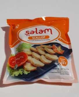 Scallop ayam enak