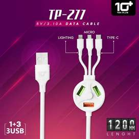 3 +1 cable