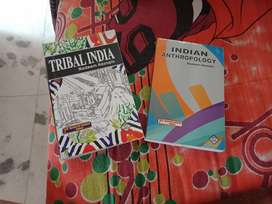Indian anthropology books for wbcs and upsc