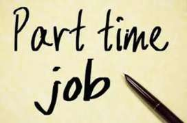 Part time/online job available