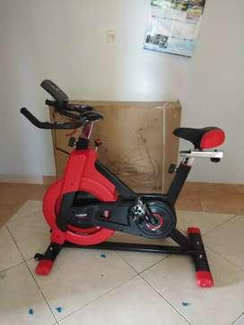 Jual Peralatan Fitness  spin bike 9320C Indo grosir fitness10