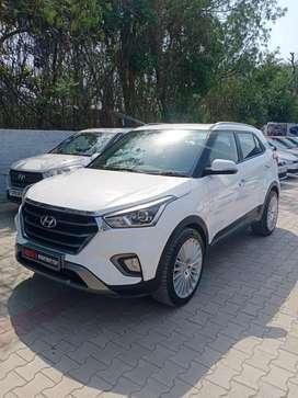 Hyundai Creta 1.6 CRDi SX Option, 2019, Diesel