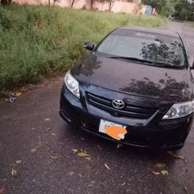 Toyota carolla xli Black beauty