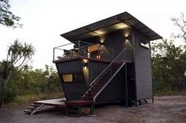 Container house / offices