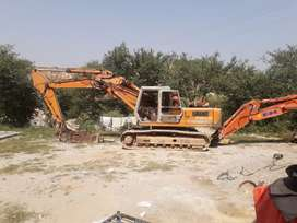 Rant and Sale Excavator Hitachi 200