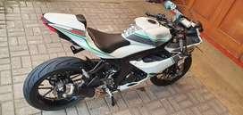 GSX R 150 KM 3RB rasa baru