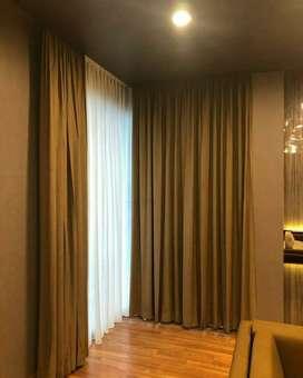 Gorden gordyn tirai series-5739 desain rumah karya cantik