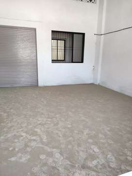 600 sq ft First floor Indrasrial gala for rent